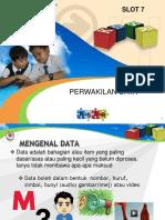 Slot 7 Pewakilan data.pptx