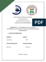 Informe 1 de Termodinamica