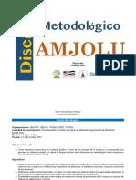 AMJOLU-Diseño Metodológico