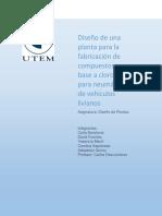 Informe Diseño de Plantas Cloropreno 2.0.docx