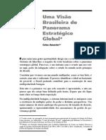AMORIM, Celso - Uma Visão Brasileira do Panorama Estratégico Global - PI 3a Fase.pdf