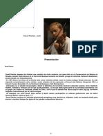 David Plantier biogracía revista