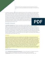 Executional Framework in integrated marketing communication