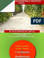 4. Fundamentos Fisiológicos de La Producción Vegetal