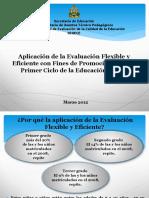 3.- Presentación Promocion Flexible 2012 Ultimo - 27 de Febrero 2011