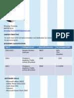 shivangi resume (1).pptx
