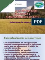HABLEMOS DE SUPERVISI+ôN.