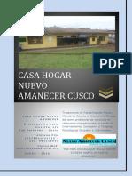 Informe Dra Micaela de Casa Hogar Nuevo Amanecer ONG
