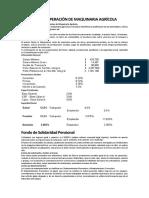 Costos en La Operación de Maquinaria Agrícola (1)