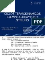 Capitulo 7a - Ejemplo Brayton y Stirling