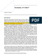 Scott - Cultural Economy of the Cities