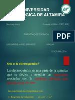 Manaul de Electroquimica