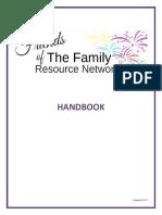 Volunteer Handbook DRAFT