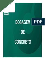 DOSAGEM CONCRETO - DIVERSOS METODOS - ITAMBÉ.pdf