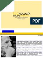 TECNOLOGÍA SOCIALIZADORA