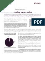 Lundquist Employer Branding Questionnaire Summary, 4 Aug 2010