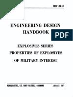 AMCP 706-177 Properties of Explosives