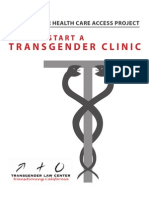 Transgender Clinic How To