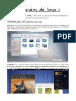 Comandos de Linux 1