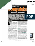 La Recpatura y Conquista Mediatica Del Estado Proceso