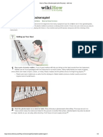 How to Play a Glockenspiel (With Pictures) - WikiHow