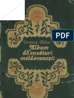 Album Cusaturi Moldovenesti