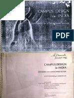 Campus Design in INDIA by Achyut Kanvinde.pdf