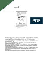 Fb275btb Manual