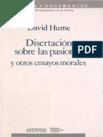 Disertación sobre las pasiones, Ensayos morales selectos.pdf