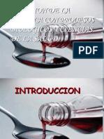 Relacion de La Química Con Procesos Biologicos y