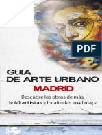 Guia de Arte Urbano Madrid Estudio34