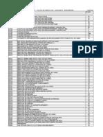 Tabela Agetop 102 Revisada - Custos de Obras Civis - Junho 2013 - Desonerada (1)