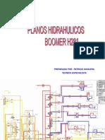 planos sistemas hidrulicos