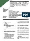NBR 7036 Nb 108-I - Recebimento Instalacao E Manutencao De Transformadores De Potencia Para.pdf