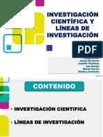 Seminario (Inves. Cientifica y Líneas) (31.05.17)