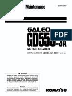 GD555-3 Manual O&M