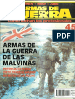 Armas de Guerra 45