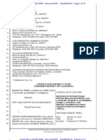 DEFENDANT-INTERVENORS DENNIS HOLLINGSWORTH, GAIL J. KNIGHT, MARTIN F. GUTIERREZ, MARK A. JANSSON, AND PROTECTMARRIAGE.COM'S MOTION FOR STAY PENDING APPEAL