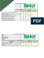 Check List de Requisitos Legais