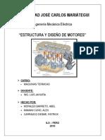 Diseño y Estructura de Motores