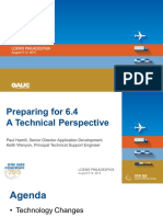 C15U-31C Preparing for 64 a Technical Perspective Paul Hamill Oracle