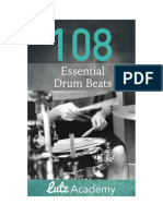 108 Essential Drum Beats