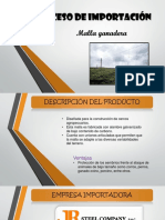 IMPORTACION MALLAS GANADERAS