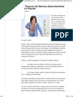 13-07-17 Urge Incluir a Los Tumores Del Estroma Gastrointestinal (GIST) en El Seguro Popular