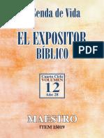 Vision Cristiana de Las Pruebas Maestro