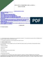 Normativ GP 052 2000 GHID PENTRU INSTALATII ELECTRICE CU TENSIUNI PÂNA LA 1000 V c.a. SI 1500 V c.c.