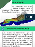 Yacimientos de Gas