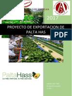 Trabajo de Exportacion Adm de Negocios