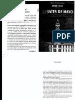 José Nun - Debates de Mayo