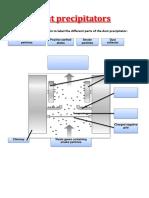 2631-Electrostatic P4 Dust Precipitator Worksheet
